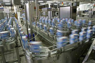 zuivelindustrie